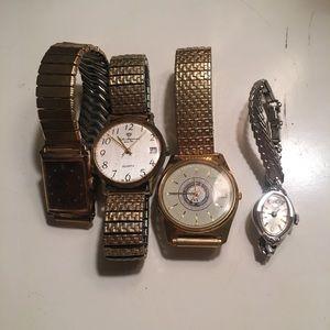 Antique Watch Bundle
